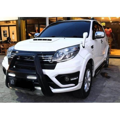 Mobil DaihatsuTerios R Adventure 2015 Manual Bekas Surat Lengkap - Yogyakarta