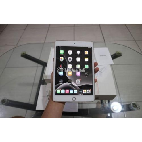 Tablet Apple iPad Mini 5 64GB Wifi Gold Ex Resmi Original IBOX Normal Segel - Bekasi