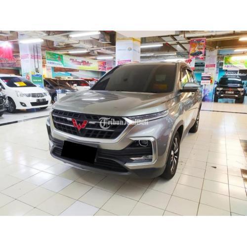 Mobil Wuling Almaz 2019 Pajak Baru Bekas Tangan 1 Full Orisinil - Surabaya