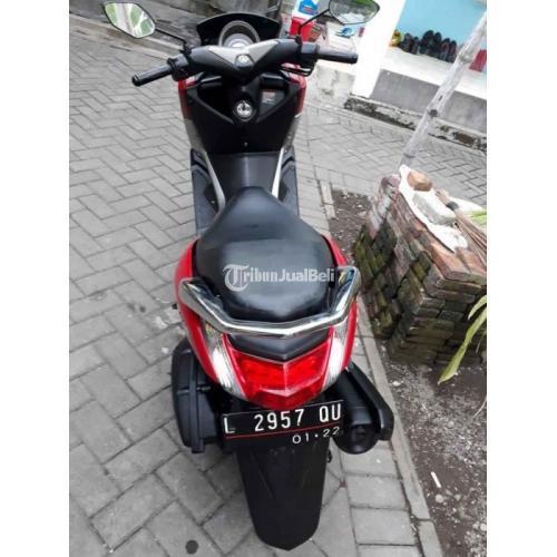 Motor Yamaha NMax 2016 Bekas Mulus Aman Surat Lengkap Pajak Hidup - Sidoarjo