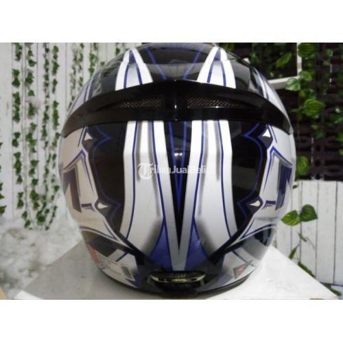 Helm AGV K3 Size L Resize ke M (dd ring) Motif Asli No Repaint Second - Solo