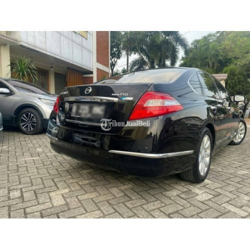 Mobil Nissan Teana 250 XV V6 2010 Pajak Panjang Bekas Normal Terawat - Jakarta Timur