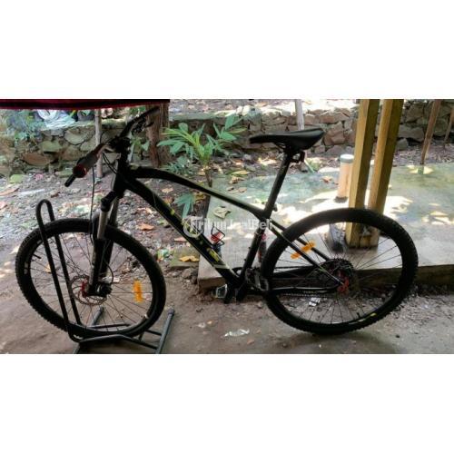 Sepeda MTB Thrill Vanquish 3.0 L 2020 Full Upgrade Bekas Normal - Jakarta Utara