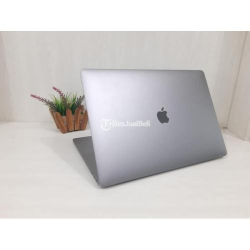 Laptop Macbook Pro 15 inchi 2016 Touchbar CTO Bekas Normal Siap Pakai - Jogja