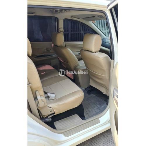 Mobil Toyota Avanza Tipe G AT 2014 Putih Pajak Panjang Bekas Mulus - Jakarta Barat