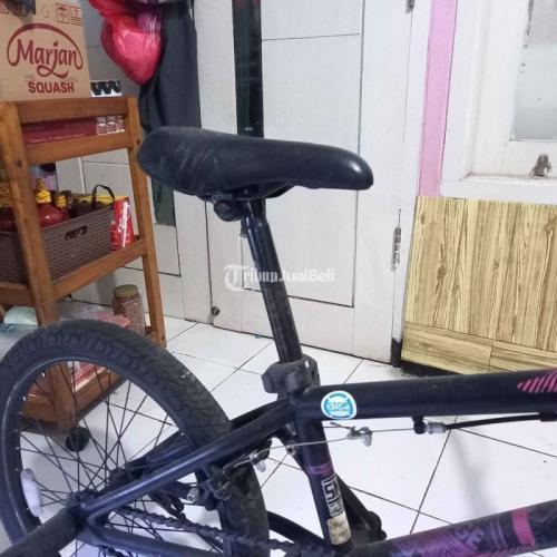 Sepeda BMX Polygon Rudge 3 Mulus Bekas Standar Harga Nego - Jakarta