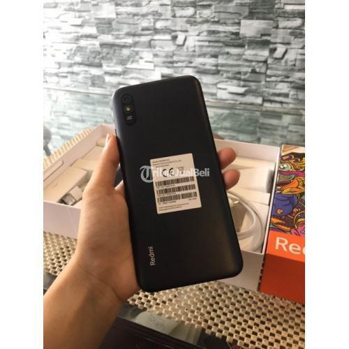HP Xiaomi Redmi 9A Granite Grey Ram 2GB/32GB Bekas Fullset Normal - Denpasar