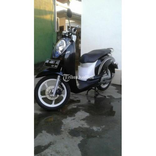 Motor Honda Scoopy 2011 Bekas Mesin Halus Body Mulus Surat Lengkap - Badung