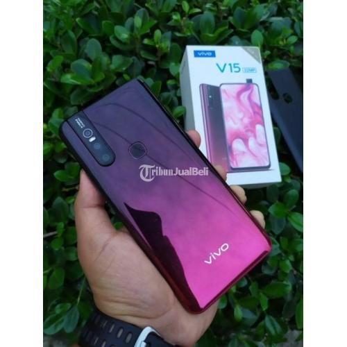 HP Vivo V15 Ram 6GB/64GB Baterai 5000mAh Fullset Bekas Mulus Nego - Padang