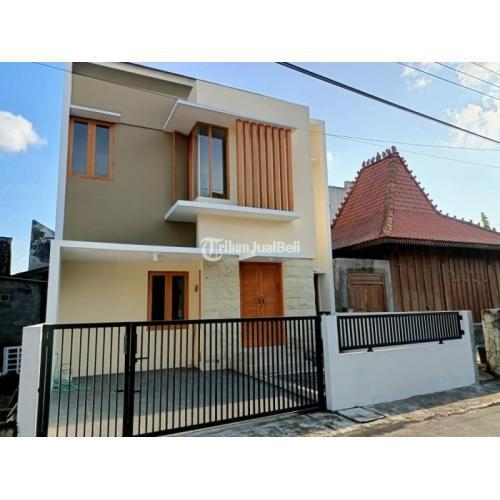 Dijual Rumah Baru 2 Lantai Siap Huni Luas 117 m² Harga Spesial Bonus Pagar - Yogyakarta