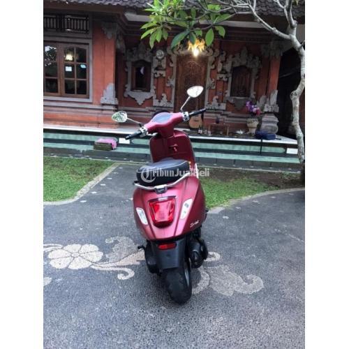 Motor Vespa Sprint ABS 2018 Low KM Bekas Mesin Halus Mulus No Minus - Badung