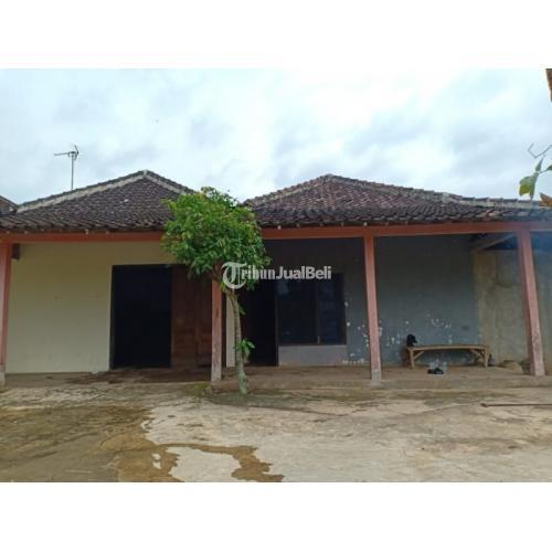 Dijual 2 Rumah Hanya 110Juta 2 Kamar Luas 214m² Kedawung - Sragen