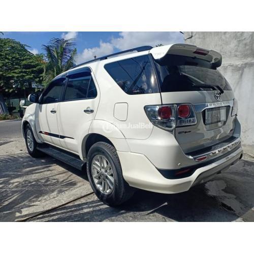 Mobil Toyota Fortuner TRD VnTurbo th 2012 Bekas Jarang Pakai Harga Nego - Denpasar