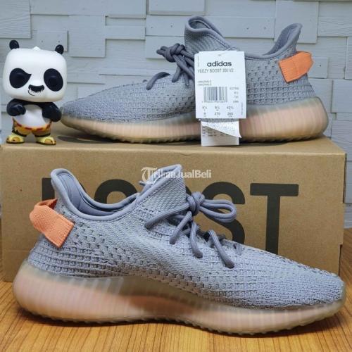 Sepatu Yeezy Boost 350 v2 True Form US 9/EU Baru BNIB - Denpasar