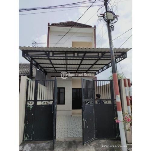 Dijual Rumah 2 Lantai Siap Huni Ukuran 4,5x15 Akses Jalan Luas Bisa KPR - Surabaya
