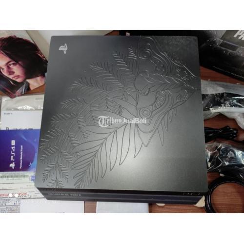 Konsol Game Sony PS4 Pro 1TB The Last Of Us 2 Limited Edition Garansi Panjang - Jakarta