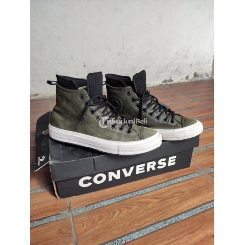 Sepatu Converse Compass Asics Onitsuka Ventela Second Bagus - Jakarta