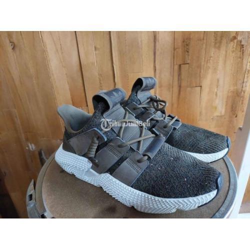 Sepatu Adidas Prophere Trace Olive Size 42 2/3 Second Original - Jogja