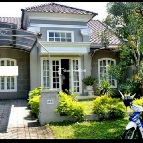 Dijual Rumah Design Mewah Murah Strategis area Elite Luas 150 m2 - Surabaya