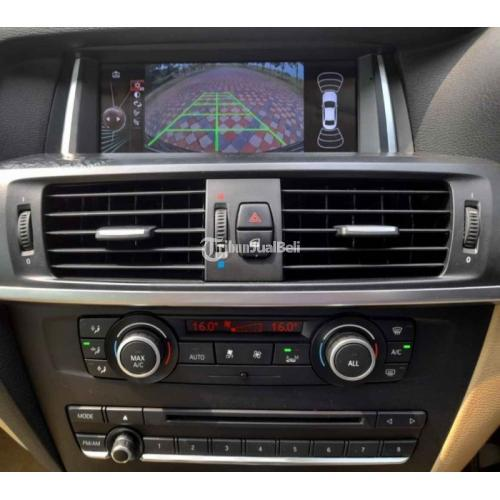 Mobil BMW X3 XDRIVE 2.0 i AT 2013 Low KM Hitam Bekas Mulus - Sidoarjo