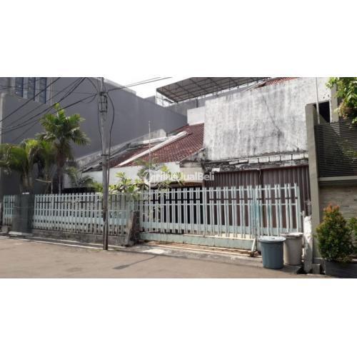 Dijual Rumah Tua T.S Parman Belakang Untar Depan CP Luas 300 m2 - Jakarta Barat
