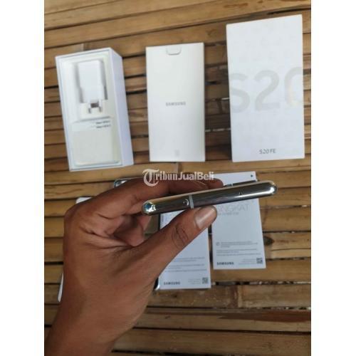 HP Samsung Galaxy S20 FE Ram 8GB/128GB Fullset Bekas Normal - Bekasi