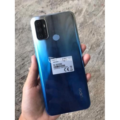 HP Oppo A53 6GB/128GB Bekas Kondisi Mulus No Minus Harga Nego - Jakarta Timur