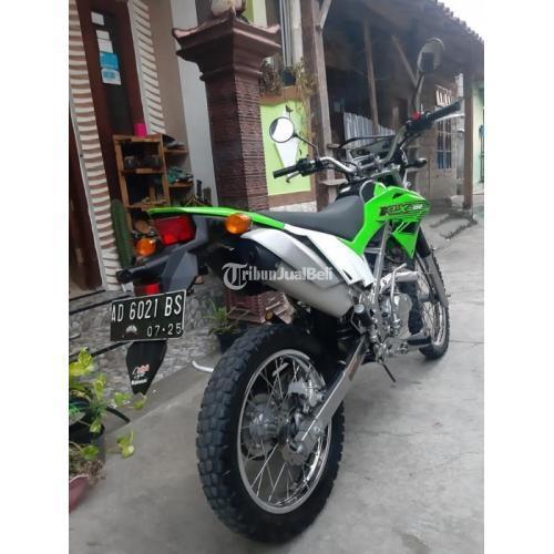 Motor Kawasaki KLX 2020 Bekas Tangan 1 Surat Lengkap Mesin Halus - Solo