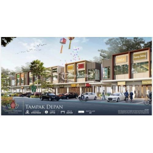 "Dijual Grand Taruma Commercial ""Ruko Konsep Tematik Pertama di Karawang"" - Karawang"