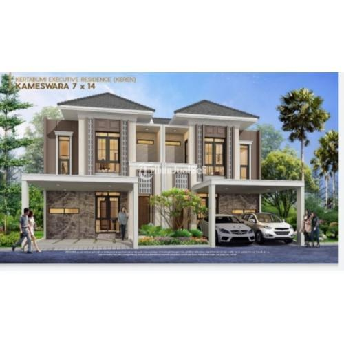 "Dijual Kota Kertabumi ""Luxury Homes at Karawang"" Dibangun Terinspirasi Gaya Hidup Sehat - Karawang"