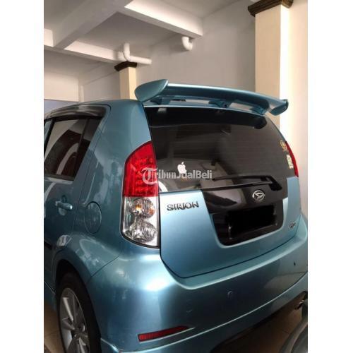 Mobil Daihatsu Sirion 2008 Bekas Siap Pakai Harga Nego - Jakarta Selatan