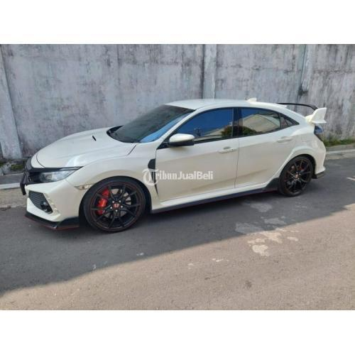 Mobil Honda Civic R M/T 2018 Bekas Tangan1 Lengkap Full Original - Jogja