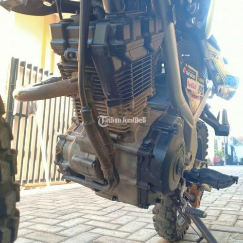 Motor Suzuki Satria FU 150 2009 Modifikasi Trail Bekas Normal Nego - Sidoarjo