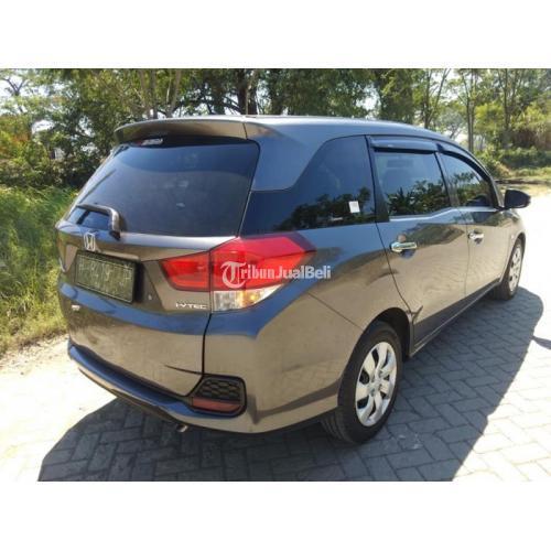 Mobil Honda Mobilio Facelift 2017 Manual Full Original Bekas Normal - Semarang