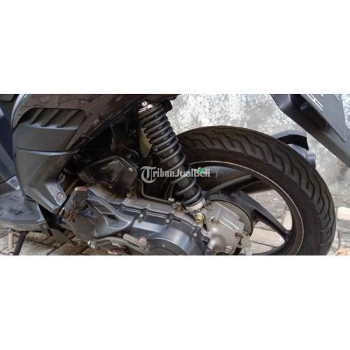 Motor Honda Vario Techno CBS 2010 Bekas Tangan 1 Pajak Hidup - Semarang