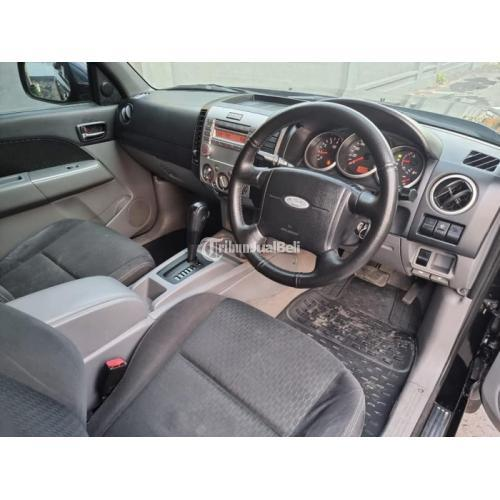 Mobil Ford Ranger 4x2 Automatic Double Cabin Turbo Diesel 2009 Bekas - Denpasar