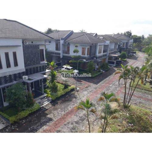 Dijual Rumah Mewah Hook 2 Muka 4 Kamar Desain Minimalis di Perum Elite - Yogyakarta