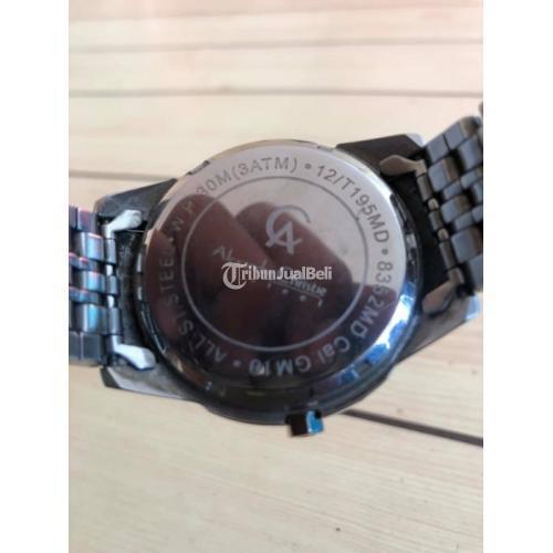 Jam Tangan Alexandre Christie Classic 8352MD Full Original Bekas - Serang