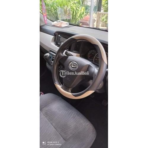 Mobil Daihatsu Sigra 1.2 X MT 2019 Putih Bekas Pemakaian Pribadi - Surabaya