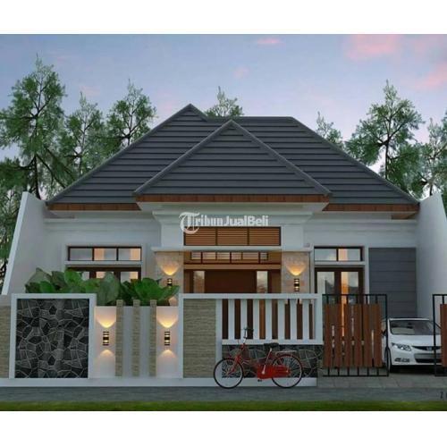Dijual Rumah Modern Mewah Lingkungan Elit Tipe 80 Luas Tanah 183 m2 - Semarang
