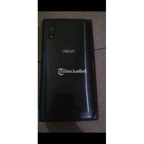 HP Asus Zenfone Max Pro M2 Ram 4GB/64GB Hitam Bekas Harga Nego - Bekasi
