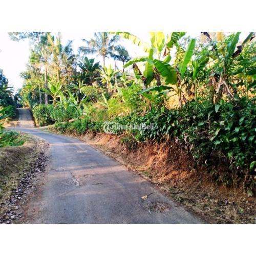 Dijual Tanah Datar 3000m² Kemuning Ngargoyoso Vie Gunung Lawu - Karanganyar