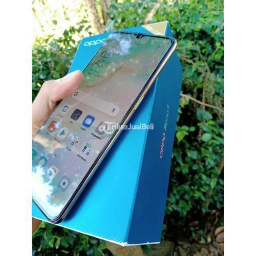 HP Oppo Reno 3 Ram 8GB/128GB Fullset Bekas Normal Harga Nego - Malang