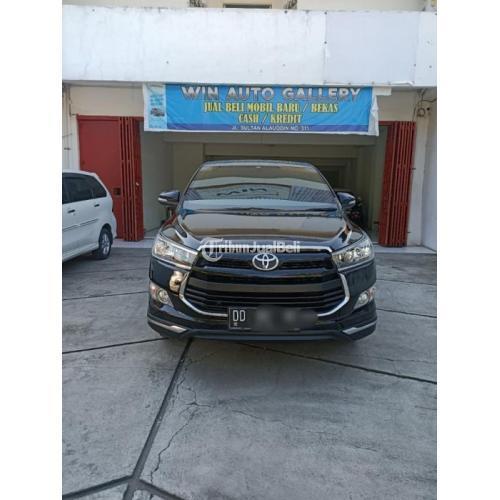 Mobil Toyota Kijang Innova 2.0 G AT 2016 Bekas Tangan Pertama Nego - Makassar