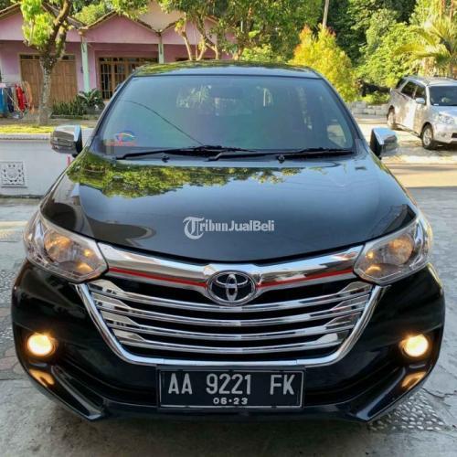 Mobil Toyota Avanza E Upgrade G 2015 Manual Bekas Normal Nego - Klaten