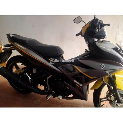 Motor Yamaha 2 PV MX King 150 2018 Bekas Tangan1 STNK Hidup - Tangerang Selatan