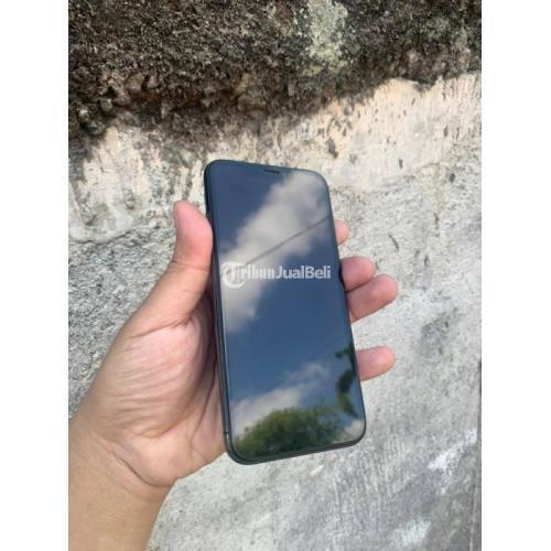 HP Apple iPhone x 256GB Bekas iBox Mulus Nominus Fullset Harga Nego - Jogja