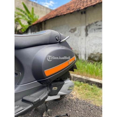 Motor Vespa S 125 Iget 2018 Bekas Mulus Siap Pakai Surat Lengkap - Surabaya