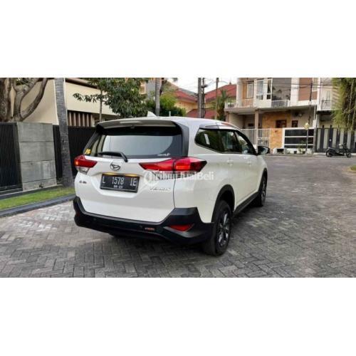 Mobil Daihatsu Terios TX Manual 2018 Bekas Terawat Pajak Panjang -  Surabaya