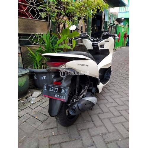 Motor Honda PCX ABS 2018 Bekas Terawat Normal Pajak Baru - Surabaya
